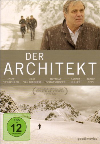 The Architect ( Der Architekt ) [ NON-USA FORMAT, PAL, Reg.0 Import - Germany ] by Josef Bierbichler