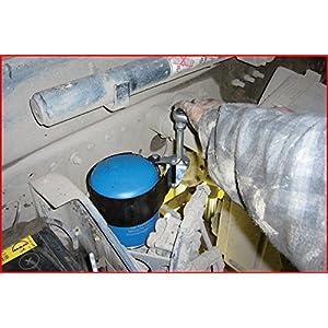 KS Tools 455.0051 Clé à filtre bande en acier 118-130 mm pas cher