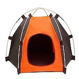 AimdonR tienda de campaña para mascotas, portátil, plegable, para casa de perros, mascotas,...