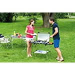 Campingaz, Grill and Stand Camping Stove, compact outdoor gas cooker 12