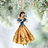 Disney Store 2015 Princess Snow White with Bluebird Sketchbook Christmas Ornament by Disney