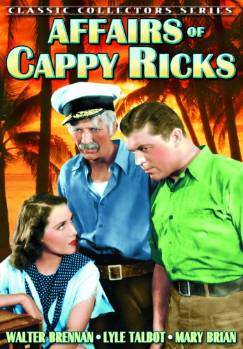 Preisvergleich Produktbild Affairs Of Cappy Ricks / (B&W) [DVD] [Region 1] [NTSC] [US Import]
