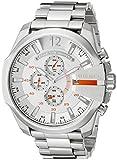 Diesel Herren-Armbanduhr XL Chronograph Quarz Edelstahl DZ4328