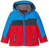 Ziener Kinder Afuro Jun (Jacket Ski) Skijacke, Red Pop, 140