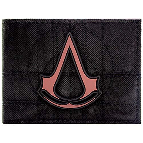 Cosplay Kostüm Unity Assassin's Creed - Assassins Creed Ursprüngliches Logo Schwarz Portemonnaie Geldbörse