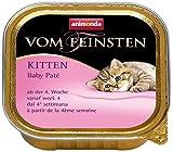 Animonda vom Feinsten Katzenfutter Kitten Baby-Pat, 32er Pack (32 x 100 g)