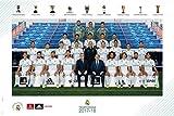 Fußball - Poster - Real Madrid - Mannschaft 17/18 + Ü-Poster