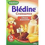 Blédina Blédine Choco Biscuitée Croissance dès 12 Mois 500 g
