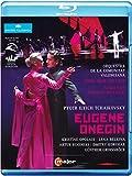 Tchaikovski : Eugène Onéguine. Opolais, Groissböck, Rucinski, Korchak, Welber. [Blu-ray]