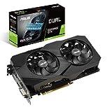 ASUS DUAL-GTX1660TI-A6G EVO (6GB,DVI,HDMI,DP,Active)