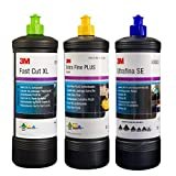 3M Politur Set Schleifpaste Plus XL...