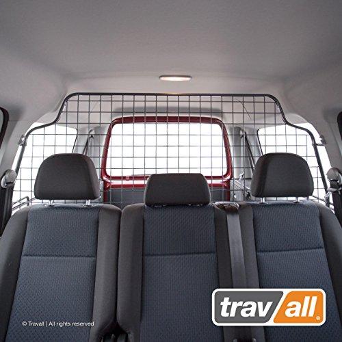 Travall® Guard Hundegitter TDG1223 – Maßgeschneidertes Trenngitter in Original Qualität - 4