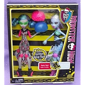 Exclusive Dot Dead Gorgeous Monster High 3 Pack Draculaura