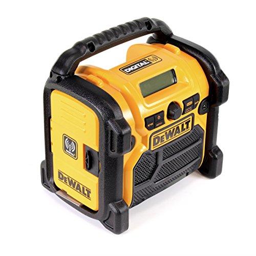 DeWalt DCR020 – Baustellenradio - 4