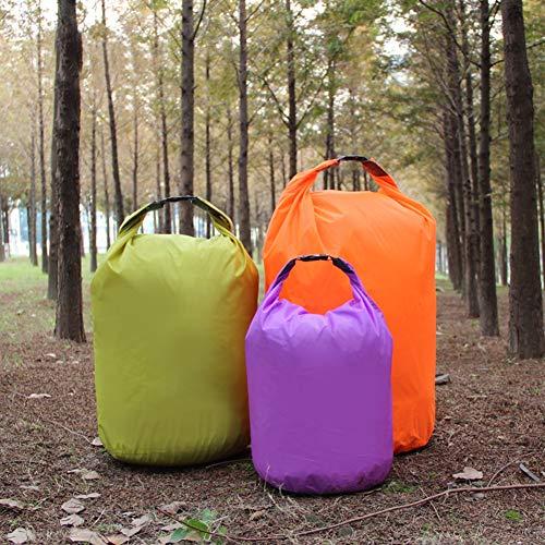 SEGRJ 10/20/40/70L Outdoor Light Swimming wasserdicht Camping Rafting Storage Dry Bag