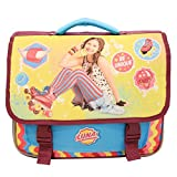 CARTABLE 38 CM ROSE-SOY LUNA DISNEY