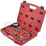 Oil Combustion Spraying Pressure Meter/Druckprüfer Drucktester Druckmesser Einspritzanlage Benzin Diesel Werkzeug