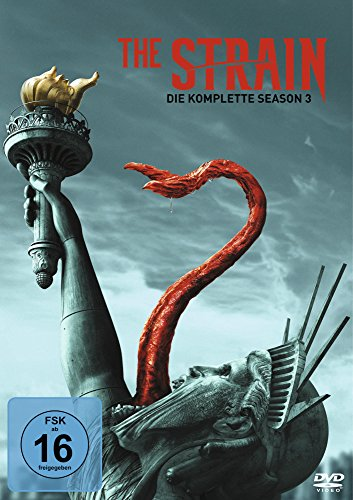 Bild von The Strain - Die komplette Season 3 [4 DVDs]