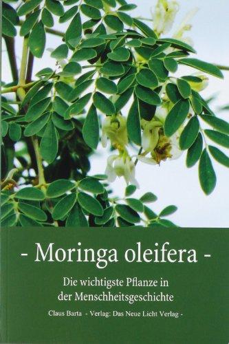 Moringa Oleifera: Die wichtigste Pflanze in der Menschheitsgeschichte Wunderbaum Moringa