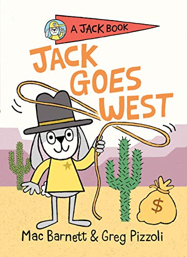Jack Goes West (A Jack Book Book 4) (English Edition)