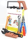 Little Grin Tool Set For Kids Best Gift Toy Watch Ur Kid Repairing All Ur Stuff