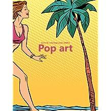 Livre de coloriage pour adultes Pop art 1