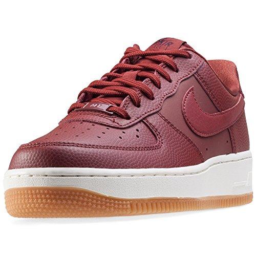 Nike 818594-600, Chaussures de Sport Femme Rouge