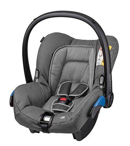 Maxi-Cosi Citi Babyschale, Kinderautositz, Auto-Kindersitz Gruppe 0+, grau (Baby Auto-kindersitze Und Kinderwagen)