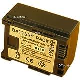 Batterie compatible pour CANON HF11