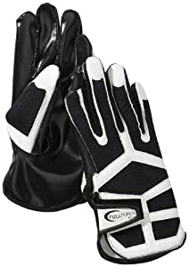 Full Force Spider Receiver FF02041121 Gloves Schwarz/weiss Size:S