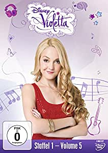 Violetta - Staffel 1, Volume 5 [2 DVDs]