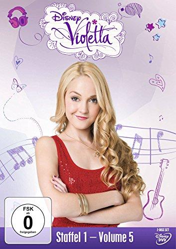 Violetta - Staffel 1, Volume 5 [2 DVDs]