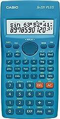 Idea Regalo - CASIO FX-220 PLUS calcolatrice scientifica - 181 funzioni, display a 2 linee