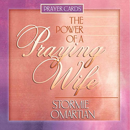 The Power of a Praying Wife Prayer Cards