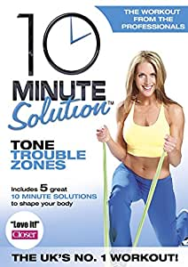 10 Minute Solution - Tone Trouble Zones [DVD] [2007]