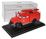 magirus-deutz 150 D10 F Tlf16 Feuerwehr 1964 1/43 Yatming Modellauto Modell Auto