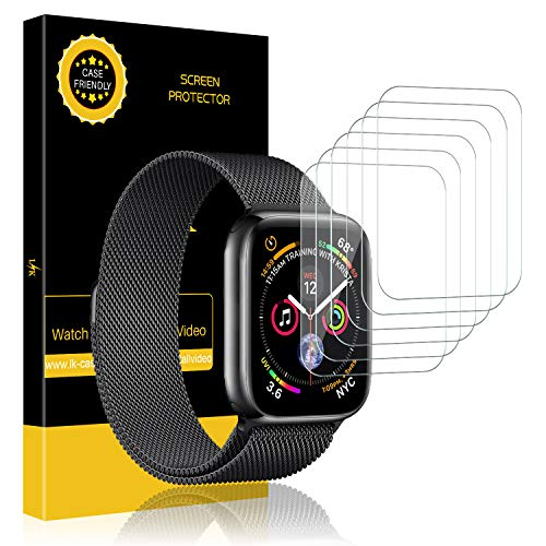LK Protector Pantalla Apple Watch 42mm / 44mm, [6