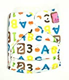Adore Baby Uni size Adjustable Diaper wi...