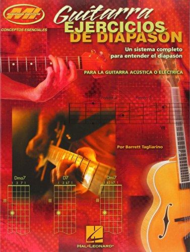 Guitarra ejercicios de diapason (esp) guitare (Guitar Fretboard)