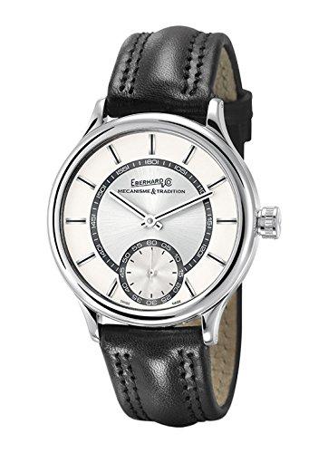 Eberhard & Co–Reloj de pulsera hombre Traverse Tolo vitré Analog cuerda manual 21020.15CP