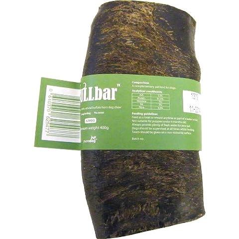 Bullbar Horn Dog Chew 100% Natural (similiar to Stagbar) Heavy