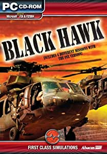 Black Hawk Add-On for FS 2004/FSX (PC CD)
