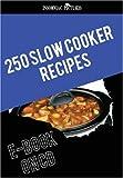 250 slow cooker recipes - E-BOOK CD [Edizione: Regno Unito]