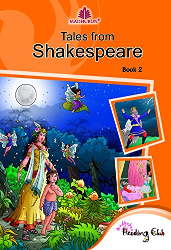 Tales From Shakespeare Book