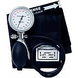 Timesco d05.120esfigmomanómetro aneroide, Topaz, Deluxe, Palm Held