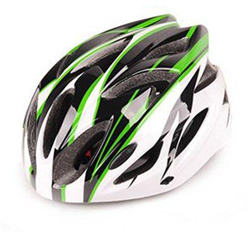 GCDN Casco de Ciclismo EPS Duradero para Bicicleta de montaña con protección contra Impactos