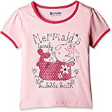 #8: Donuts Baby Girls T-Shirt (267622491_Pink_12M)