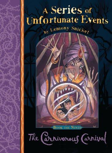 Carnivorous Carnival (Series Unfortunate Events)
