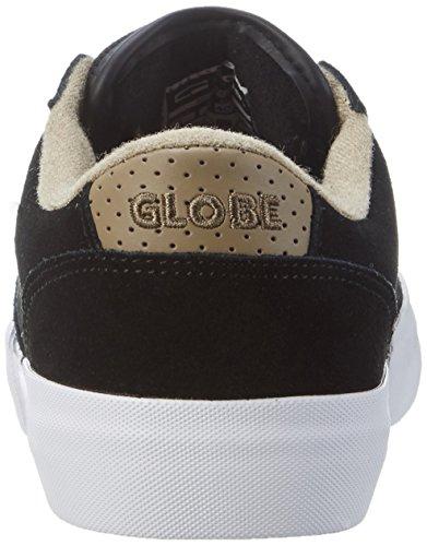 Schwarz top Low Mojo Globe Legacy tan black Herren q7XZInFxIw