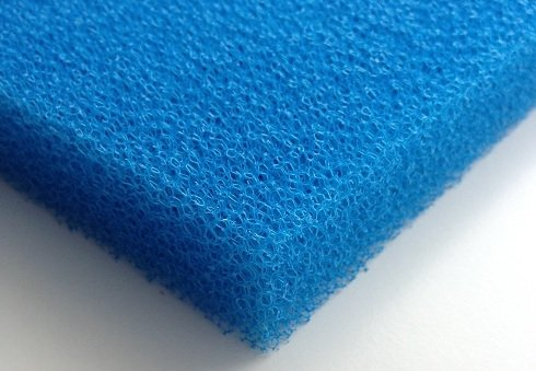 Finest-Filters DIY Course Foam Media Sheet for Aquarium and Pond Filters 2